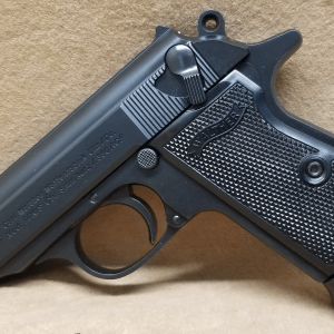 Walther PPK_S